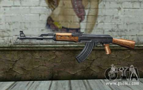 AK47 from Killing Floor v1 for GTA San Andreas