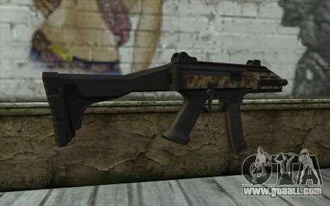CZ-3A1 Scorpion (Bump Mapping) v2 for GTA San Andreas second screenshot