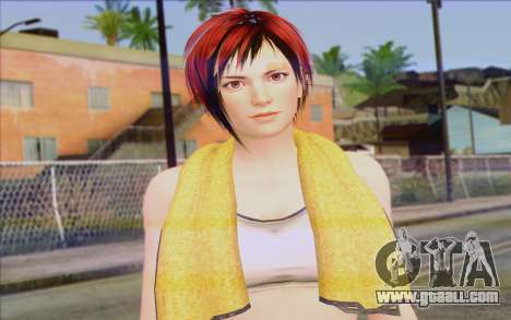 Mila 2Wave from Dead or Alive v15 for GTA San Andreas third screenshot