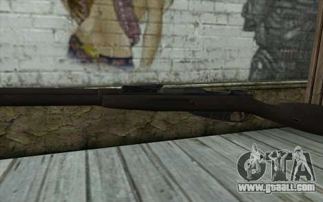 The Mosin-v14 for GTA San Andreas third screenshot
