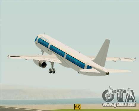 Airbus A321-200 American Pacific Airways for GTA San Andreas