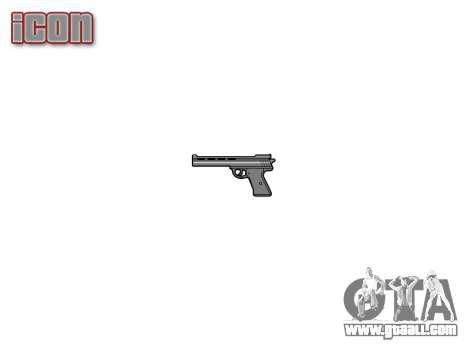 The Revolver Nagant M1895 for GTA 4 third screenshot