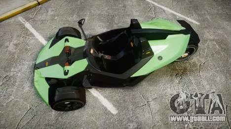 KTM Ducati for GTA 4 right view