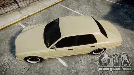 Bentley Arnage T 2005 Rims1 Black for GTA 4 right view