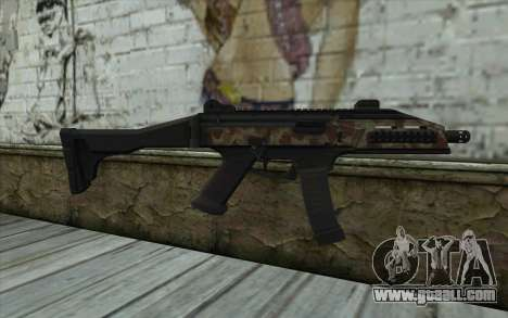 CZ-3A1 Scorpion (Bump Mapping) v2 for GTA San Andreas third screenshot