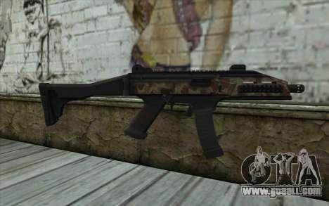 CZ-3A1 Scorpion (Bump Mapping) v2 for GTA San Andreas third screenshot