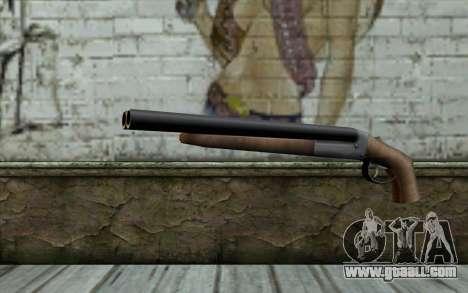 Sawn Off Shotgun from Beta Version for GTA San Andreas