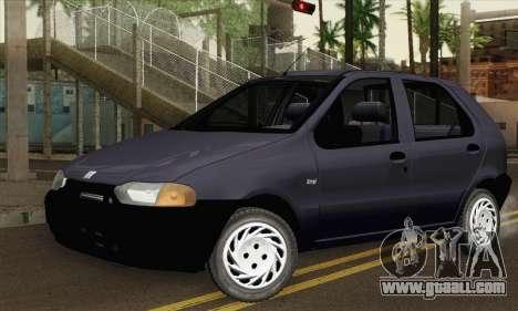 Fiat Palio EDX 1997 for GTA San Andreas