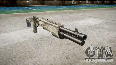Ружьё Franchi SPAS-12 Benjamins for GTA 4