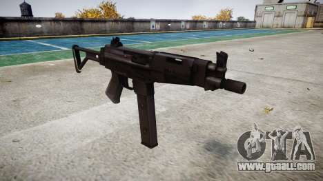 Gun Taurus MT-40 buttstock2 icon3 for GTA 4