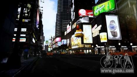 FaveENB for GTA 4 fifth screenshot
