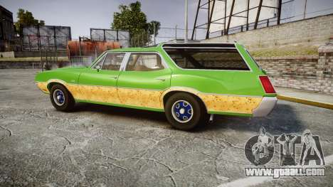 Oldsmobile Vista Cruiser 1972 Rims2 Tree6 for GTA 4 left view