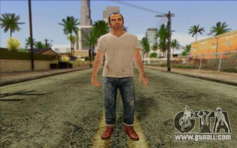 Trevor from GTA 5 for GTA San Andreas