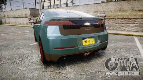 Chevrolet Volt 2011 v1.01 rims2 for GTA 4 back left view