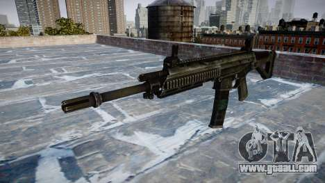 Machine Magpul Masada ACW-R icon2 for GTA 4