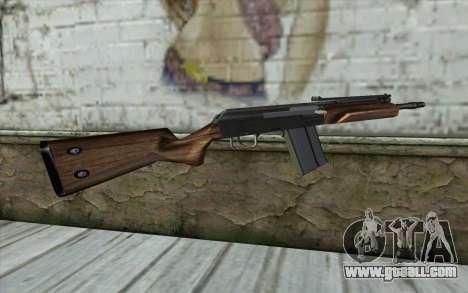 Saiga (Firearms) for GTA San Andreas second screenshot