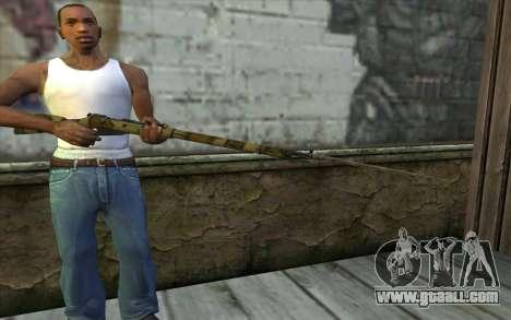The Mosin-v12 for GTA San Andreas third screenshot