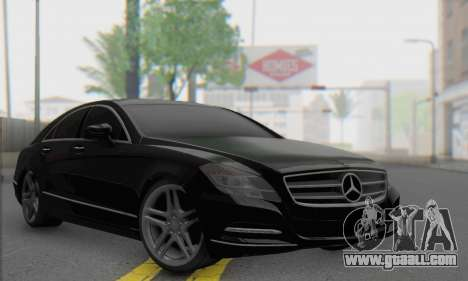 Mercedes-Benz CLS 63 for GTA San Andreas