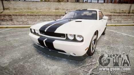 Dodge Challenger SRT8 for GTA 4