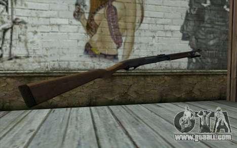 Shotgun (L4D2) for GTA San Andreas second screenshot