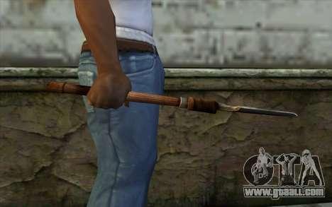 Sapper Shovel (Battlefield: Vietnam) for GTA San Andreas third screenshot