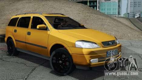 Opel Astra G Caravan for GTA San Andreas