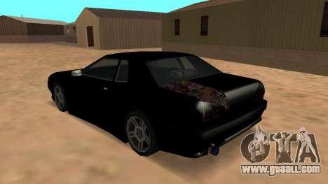 Elegy for GTA San Andreas