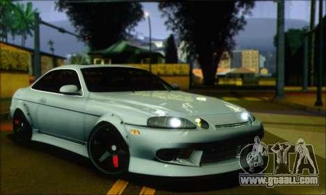 Lexus SC300 for GTA San Andreas