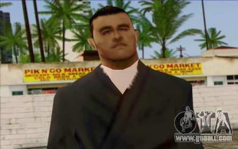 Squad member AI Skin 4 for GTA San Andreas third screenshot