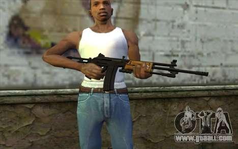 IMI Galil v1 for GTA San Andreas third screenshot