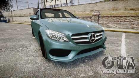 Mercedes-Benz C250 for GTA 4