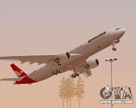 Airbus A330-300 Qantas (New Colors) for GTA San Andreas