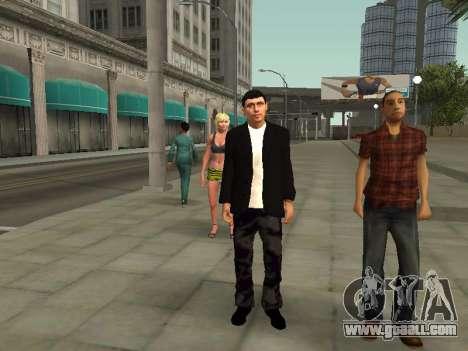 Denis Antoshin for GTA San Andreas second screenshot