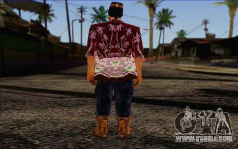 Cartel from GTA Vice City Skin 1 for GTA San Andreas second screenshot
