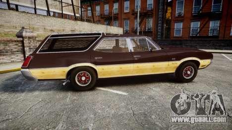 Oldsmobile Vista Cruiser 1972 Rims2 Tree5 for GTA 4 left view