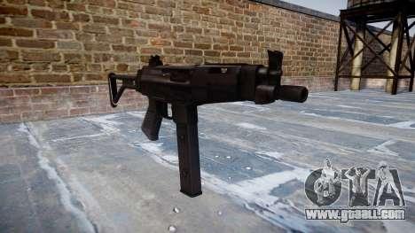 Gun Taurus MT-40 buttstock2 icon1 for GTA 4