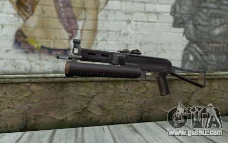 ПП-19 from Firearms for GTA San Andreas