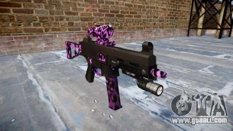 Gun UMP45 Party Rock for GTA 4