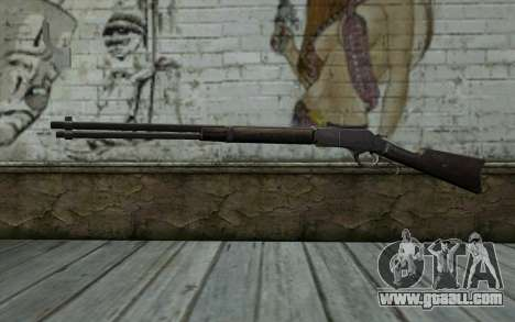 Winchester 1873 v2 for GTA San Andreas