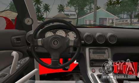 Nissan Silvia S15 Team Drift Monkey for GTA San Andreas right view