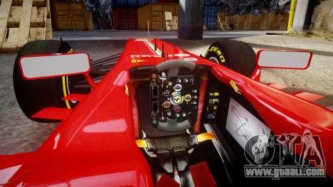 Ferrari F138 v2.0 [RIV] Massa TSD for GTA 4 inner view