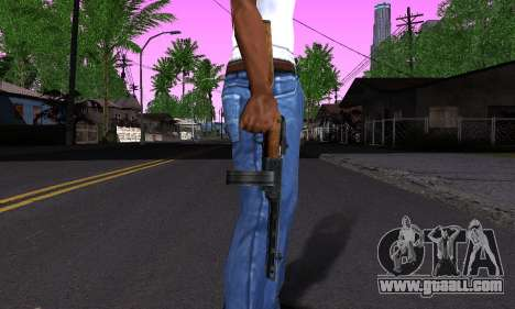 Gun Shpagina for GTA San Andreas third screenshot