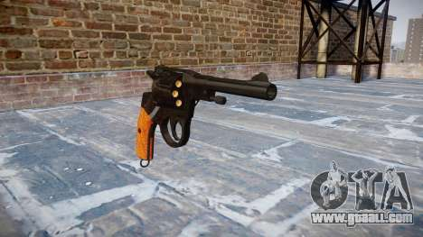 The Revolver Nagant M1895 for GTA 4