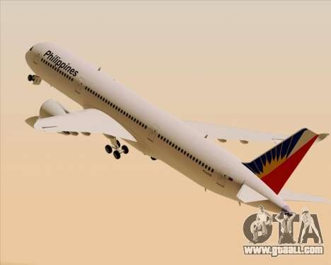 Airbus A350-900 Philippine Airlines for GTA San Andreas