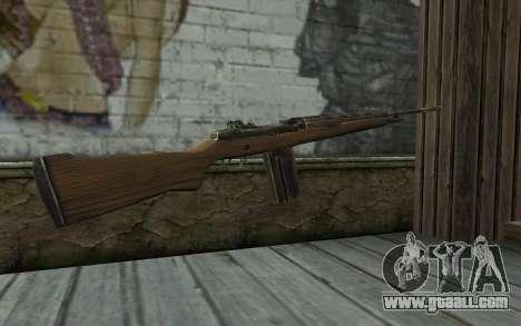 M14 from Battlefield: Vietnam for GTA San Andreas second screenshot