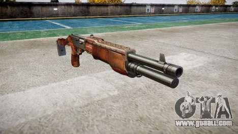 Ружьё Franchi SPAS-12 Bacon for GTA 4