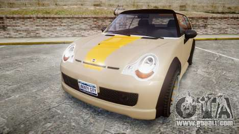 GTA V Weeny Issi Stock for GTA 4