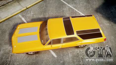 Oldsmobile Vista Cruiser 1972 Rims2 Tree3 for GTA 4 right view