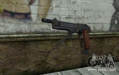 Beretta 93R for GTA San Andreas