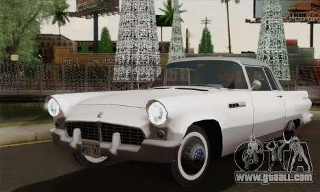 Smith Thunderbolt from Mafia 2 for GTA San Andreas